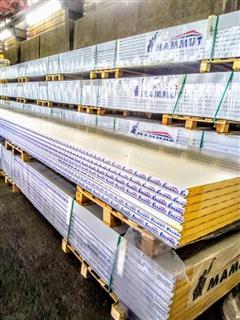 فروش پانل های سقفی و دیواری ماموت