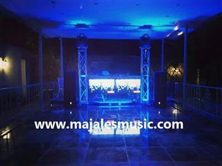 خدمات DJ دی جی، نورپردازی و موزیک مجالس