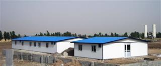 ساختمانهای پیش ساخته سبک