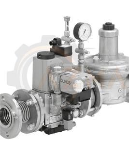 انواع تجهیزات خط گاز و رگلاتورهای صنعتی و خانگی