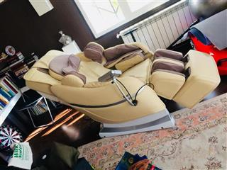 تعمیر صندلی ماساژور تعویض روکش چرم