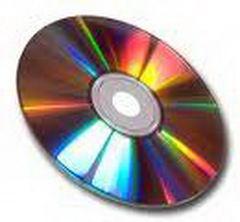 CD . DVD خام