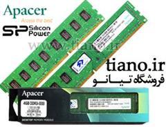 فروش عمده رم کامپیوتر اپیسر DDR3 , DDR2 Apacer  -