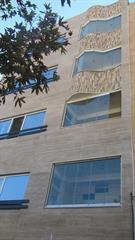شیشه بالکن ریلی (بالکنی برای چهارفصل)