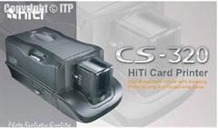 پرینتر چاپ کارت پی وی سی HiTi CS 320
