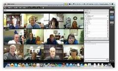 کلاس مجازی Adobe Connect 9 ارائه وب کنفرانس وبینار