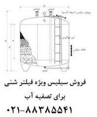 عرضه سیلیس ویژه فیلتر شنی برای تصفیه آب