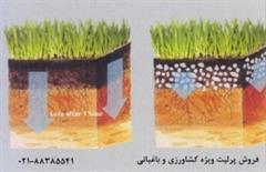 مزایای استفاده از پرلیت کشاورزی و باغبانی زمین کاو