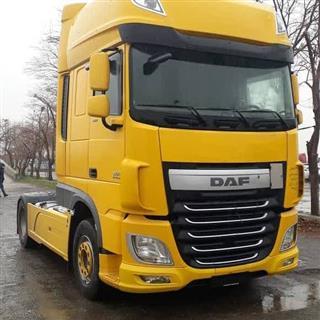 واردات کشنده و کامیون کارکرده و نو از اروپا