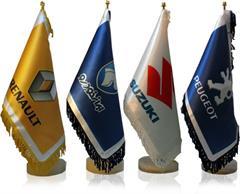طراحی و چاپ روی پرچم