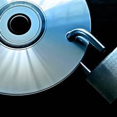 قفل گذاری سی دی و دی وی دی