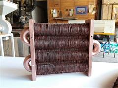 ساخت  و فروش مبدل حرارتی پکیج