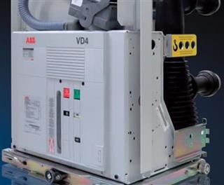 انواع دژنگتور خلاء ABB (کلید VD4)