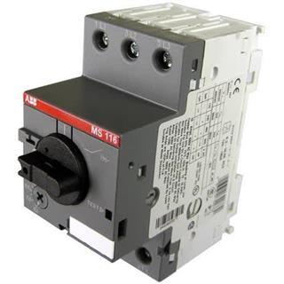 انواع کلید حرارتی حفاظت موتوری ABB (کلید MPCB)