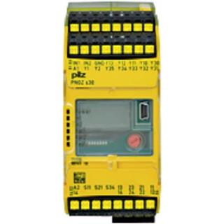 مشخصات رله پیلز مدل PNOZ s30 کد سفارش 751330