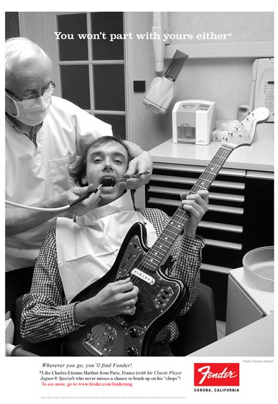 Fender در دندانپزشکی