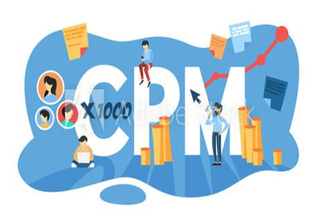 تبلیغات بر اساس نمایش (تبلیغات CPM) چیست