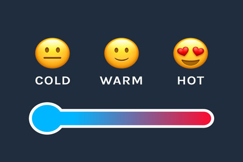 چگونه هدف قرار دادن ترافیک سرد، گرم و داغ روابط موفقیت آمیز با مشتری می سازد؟